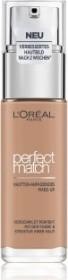 L'Oréal Perfect Match Foundation 5D/5W golden sand, 30ml