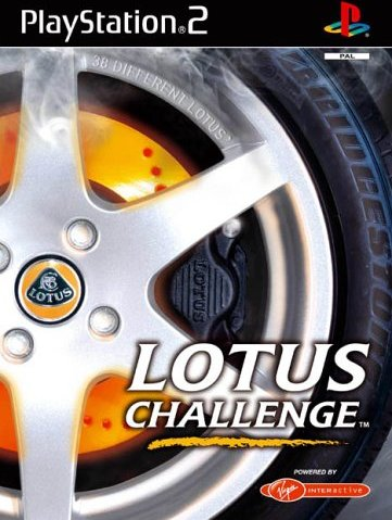 Lotus Challenge (niemiecki) (PS2) -- via Amazon Partnerprogramm