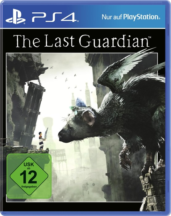 The Last Guardian (deutsch) (PS4)