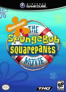 SpongeBob: The Movie (German) (GC)