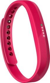 Fitbit Flex 2 Aktivitäts-Tracker magenta (FB403MG)