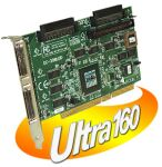 Areca/Tekram DC 390U3D (Dual Ultra160-LVD)