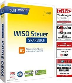 Buhl Data WISO Steuer-Sparbuch 2021 (deutsch) (PC) (KW42825-21)