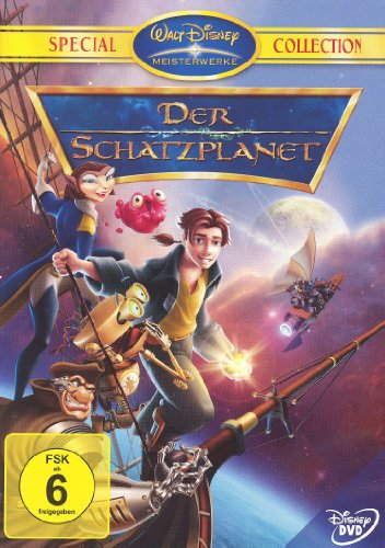 Der Schatzplanet -- via Amazon Partnerprogramm