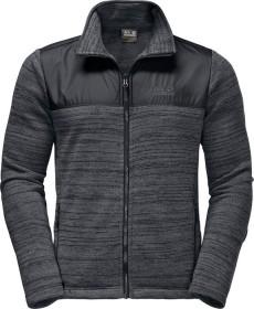 JACK WOLFSKIN AQUILA Jacket Fleecejacke Herren 1704591 black