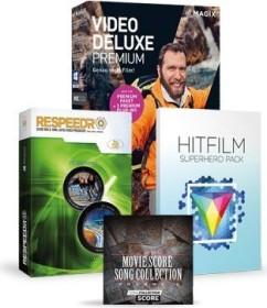 Magix Video DeLuxe 2019 Premium (deutsch) (PC)