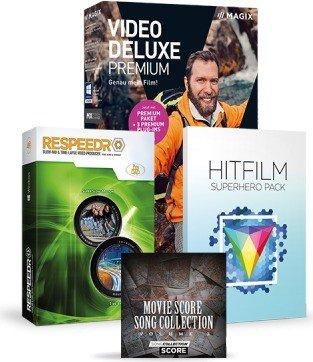 Magix vidéo deluxe 2019 premium avis