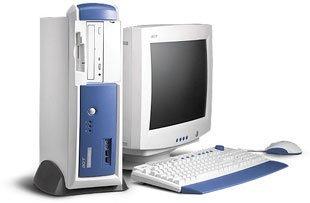 Acer Veriton 5600G, Pentium 4 2.60GHz (PS.56GE6.G01)