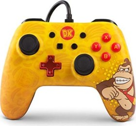 PowerA wired controller Donkey Kong (switch)