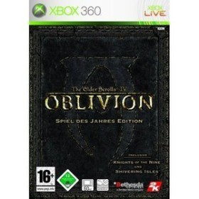 Elder Scrolls 4: Oblivion - Spiel des Jahres Edition (Xbox 360)