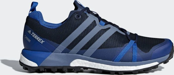 adidas Terrex Agravic GTX collegiate navy/raw steel/blue beauty (Herren)  (CM7611) ab € 90,90