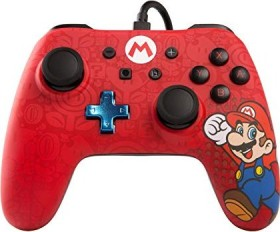 PowerA wired controller Mario (switch)