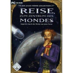 Jules Verne - Die Reise zum Zentrum des Mondes (German) (PC)