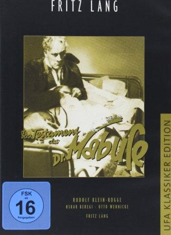 Das Testament des Dr. Mabuse -- via Amazon Partnerprogramm