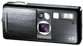 Sanyo Xacti VPC-J4 czarny