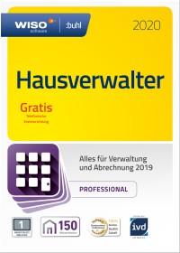 Buhl Data WISO Hausverwalter 2020 Professional, 150 Wohneinheiten, FFP (deutsch) (PC)