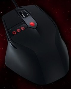 Dell Alienware TactX Mouse, USB