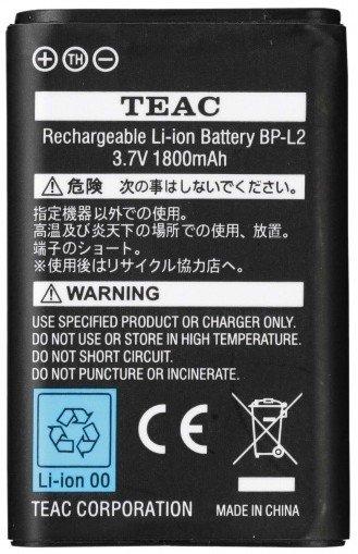 Tascam Tascam BP-L2 Ersatzakku