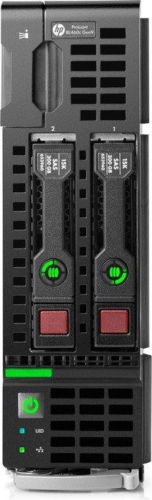 HP ProLiant BL460c Gen9, 2x Xeon E5-2670 v3, 128GB RAM (727031-B21)