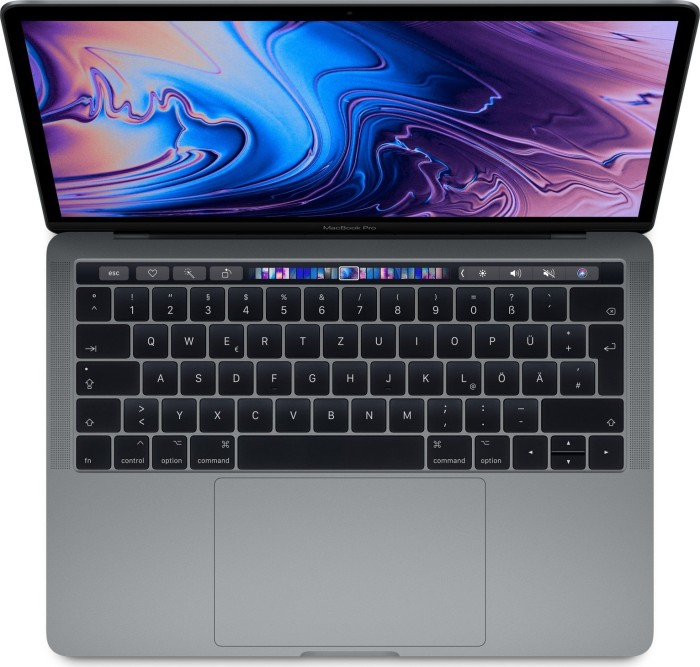 "Apple MacBook Pro 13.3"", Core i5-8279U, 8GB RAM, 256GB SSD, Space Gray [2019 / Z0WQ] (MV962D/A)"