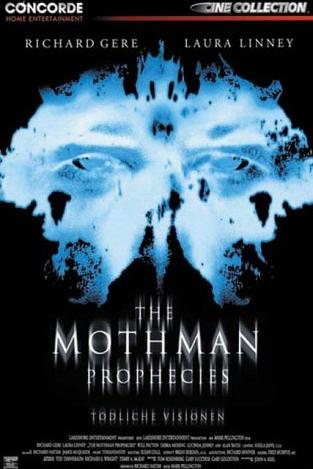 The Mothman Prophecies - Tödliche Visionen -- via Amazon Partnerprogramm