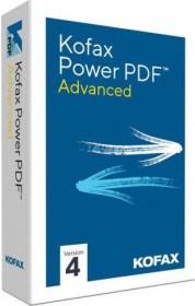 Kofax Power PDF advanced 4.0 (German) (PC) (PPD-PER-0295-001U)