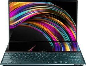 ASUS ZenBook Pro Duo UX581GV-H2004T Celestial Blue, UK (90NB0NG1-M00130)