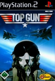 Top Gun - Combat Zones (PS2)