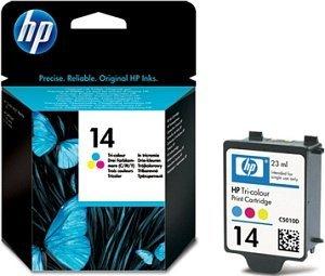 HP 14 Tinte farbig (C5010DE)