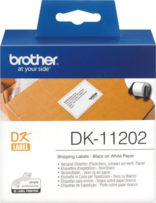 Brother DK-11202 adress labels