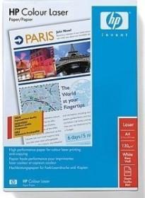 120 g//qm 250 Bl. Colour Laser Papier weiß A4 HP Hewlett Packard