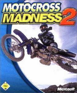 Motocross Madness 2 (German) (PC)