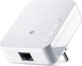 devolo dLAN 1000 mini weiß, HomePlug AV2, RJ-45 (8140)