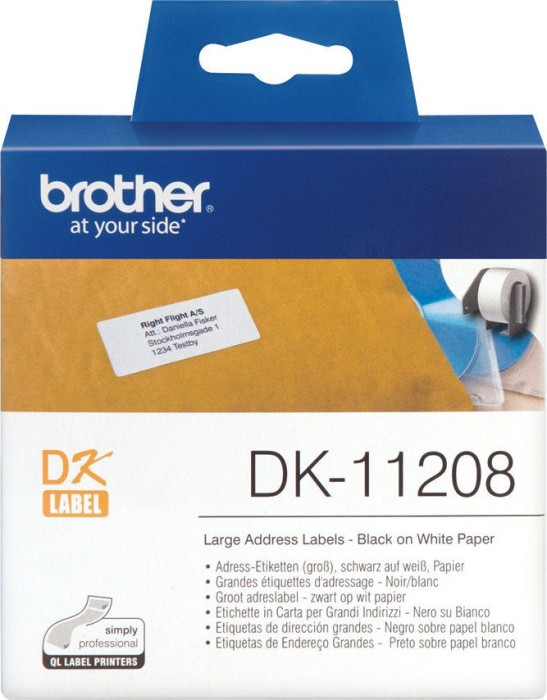 Brother labels (DK-11208)