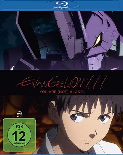 Evangelion 1.01 - You Are (Not) Alone (Blu-ray) -- via Amazon Partnerprogramm