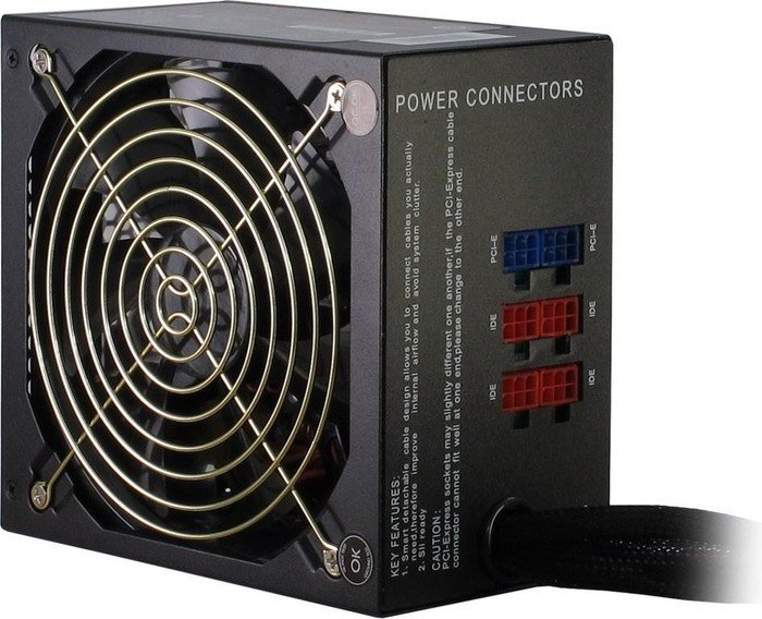Inter-Tech Combat Power CP modular 650W ATX 2.2 (88882083)