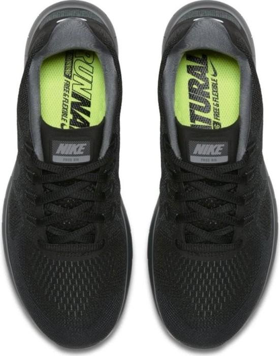 official photos 08df6 d499c Nike Free RN 2017 black/dark grey/cool grey/anthracite (Damen) ab ...
