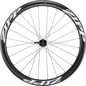 Zipp 302 Carbon Clincher Disc Brake Vorderlaufrad matte black