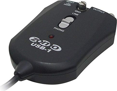 Zomo USB-1 Audio Capture Device -- via Amazon Partnerprogramm