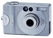 Canon cyfrowy Ixus