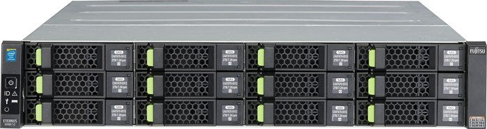 "Fujitsu Eternus DX60 S3 3.5"", 2x Fibre Channel, 2HE (VFY:DX630XF010IN)"