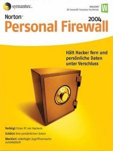 Symantec Norton Personal Firewall 2004, 5 User (PC) (10127036-GE)