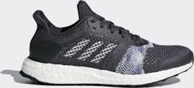 adidas Ultra Boost ST carbon/ftwr white/chalk blue (Damen) (CQ2134)