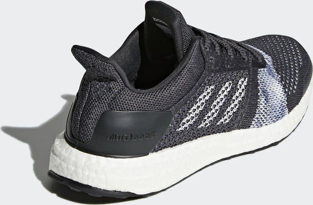 adidas Ultra Boost ST carbon/ftwr white