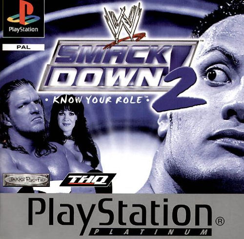 WWF Smackdown! 2 - Know your Role (PS1) -- via Amazon Partnerprogramm