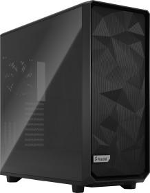 Fractal Design Meshify 2 XL Light Tempered Glass Black, Glasfenster (FD-C-MES2X-02)
