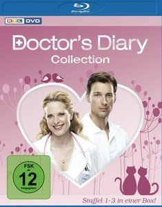 Doctor's Diary - men are die best medicine Season 1-3 (Blu-ray)