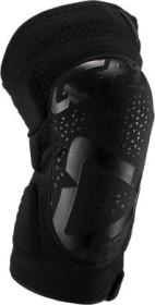 Leatt Knee Guard 3DF 5.0 Zip Protektor schwarz (501940050)