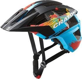 Cratoni AllSet Helm wild/blue matt