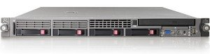 HP ProLiant DL360, Xeon 2.40GHz (various types)